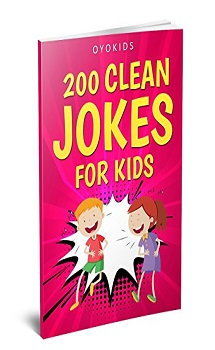 200 Clean Jokes For Kids